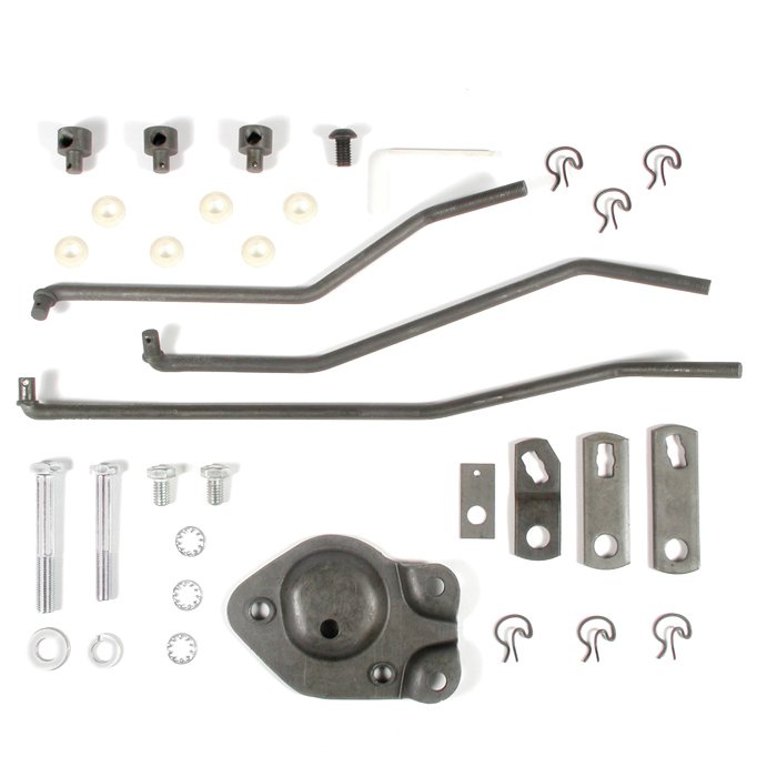 Comp 4 Speed shifter Kit 1966 1967 Chevelle Malibu Sport Special