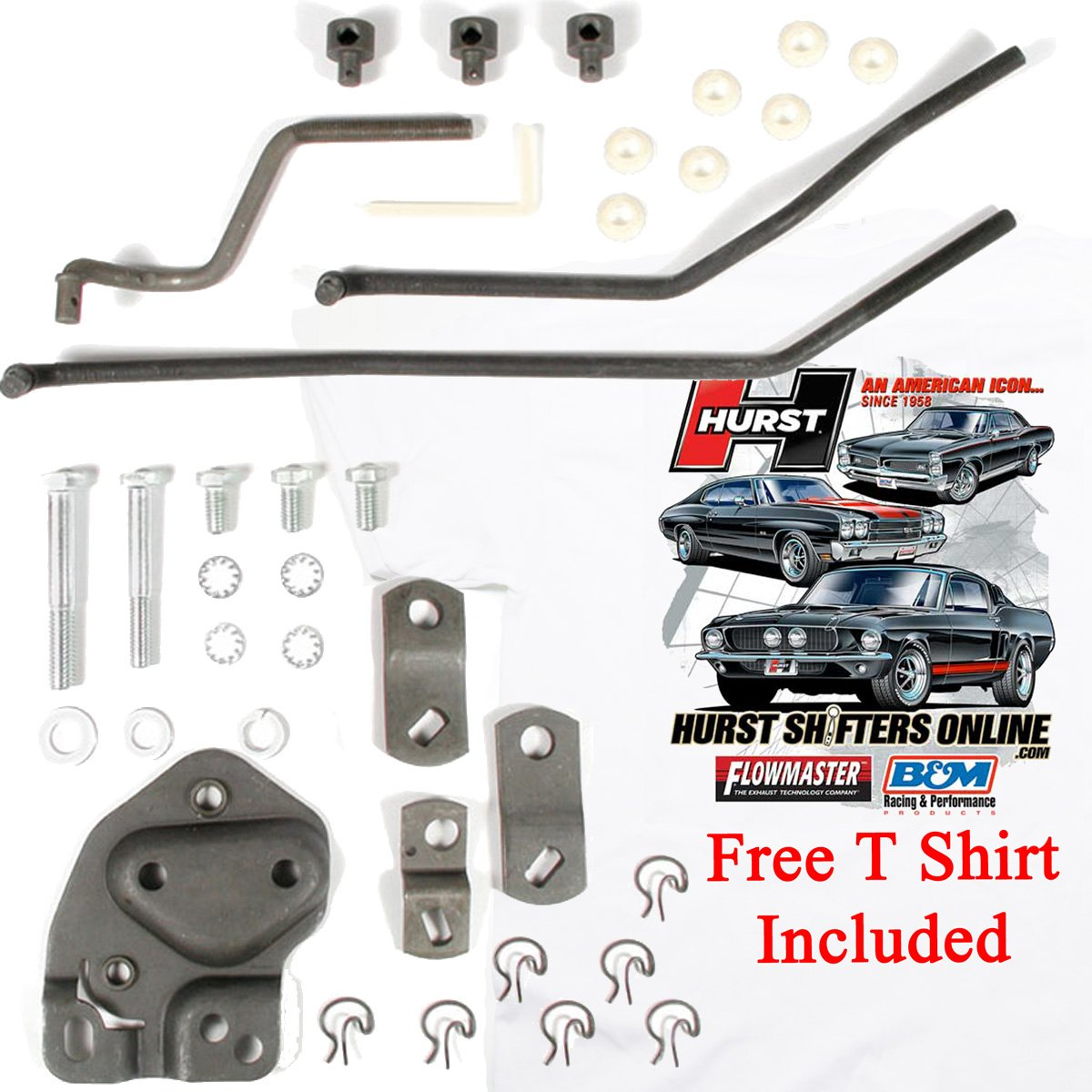 hurst competition plus shifter installation instructions