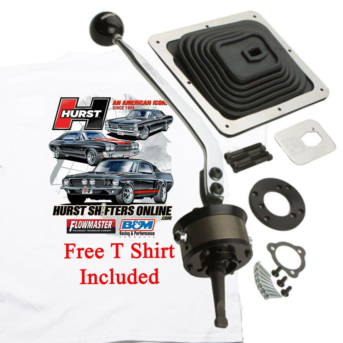 Hurst 3915020 Billet Plus Ford Ranger Manual Shifter W Manual Guide