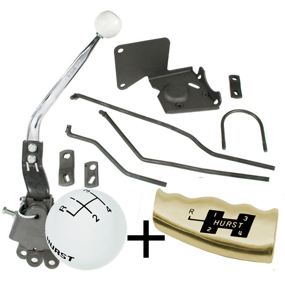 hurst comp plus 4 speed shifter kit 1967 68 camaro firebird muncie 451 rh hurstshiftersonline com