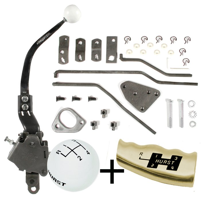 hurst comp plus 4 speed shifter kit 1969 camaro firebird muncie 452 rh hurstshiftersonline com