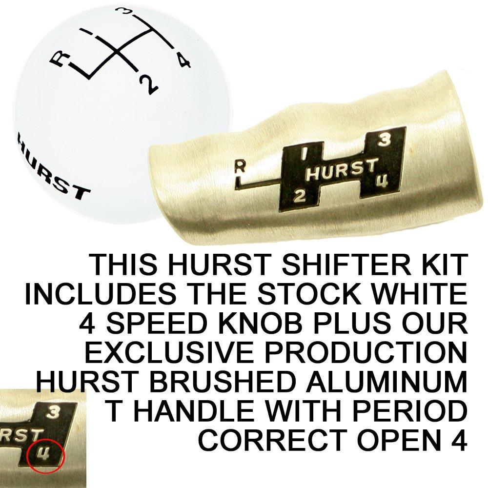 Hurst Comp Plus 4 Speed Shifter Kit 67 68 Camaro Firebird Saginaw 441 Amc Amx Wiring Diagram