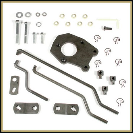 Hurst 3737638 Competition//Plus Shifter Installation Kit