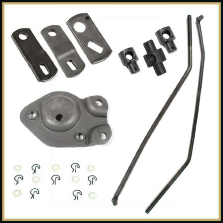 Replacement parts for Hurst Comp Plus Linkage Install Kits