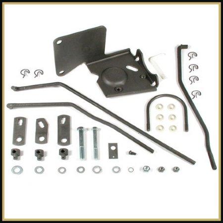 Hurst 3738618 Street Super Shifter Installtion Linkage Kit Saginaw Trans 441
