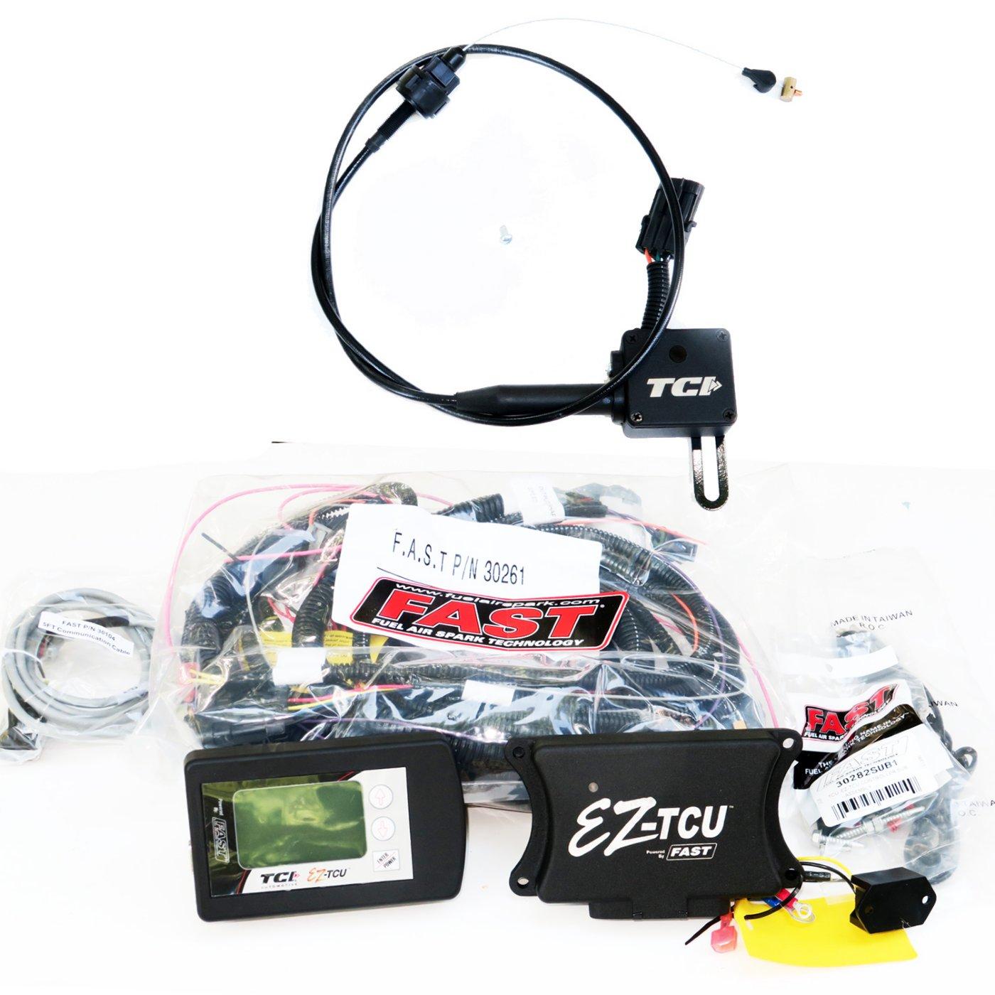 Tci 700r4 2004r Universal Transmission Lock Up Kit Autos